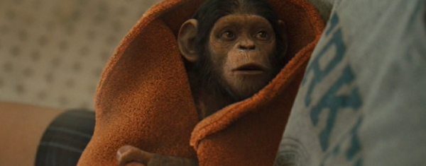 猿の惑星:創世記(ジェネシス)ストーリー