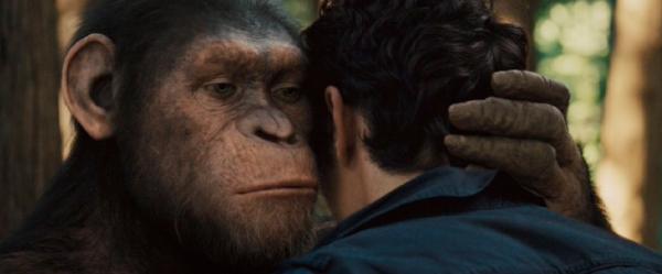 猿の惑星:創世記(ジェネシス)感想