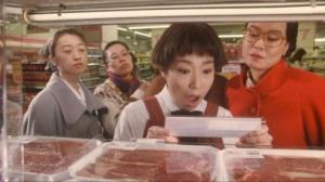 【ネタバレ】映画スーパーの女感想(宮本信子、津川雅彦)名言あり