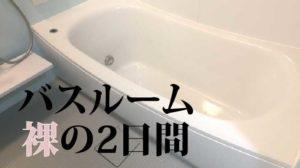 バスルーム裸の2日間を観た感想アイキャッチ