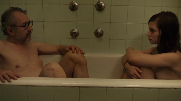 バスルーム裸の2日間感想