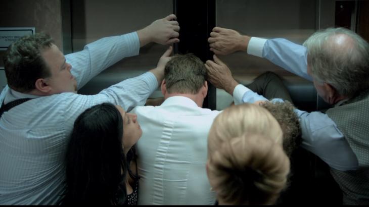 エレベーターの名言
