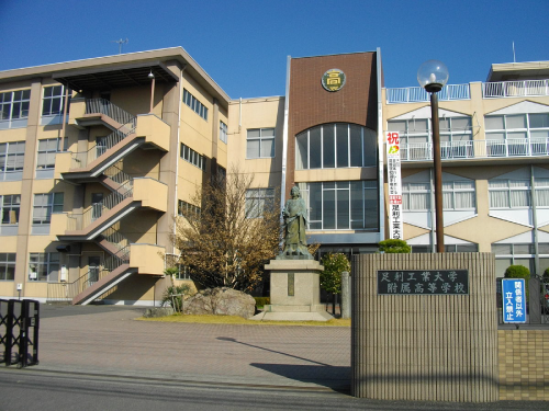 虹色デイズ『県立足利工業大学』