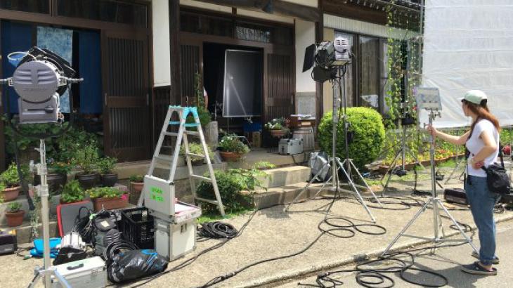 映画四月の永い夢ロケ地・撮影場所(朝倉あき目撃情報アリ)