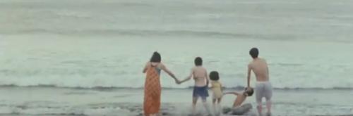 万引き家族ロケ地『いすみ市海水浴場』