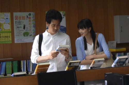 恋は雨上がりのようにロケ地『神奈川県立図書館』