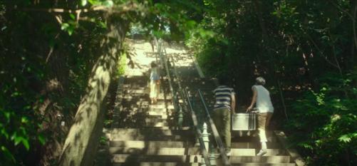 世界でいちばん長い写真ロケ地『任坊山公園』