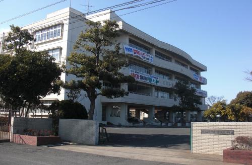 BLEACHブリーチロケ地『埼玉県立三郷工業技術高校』