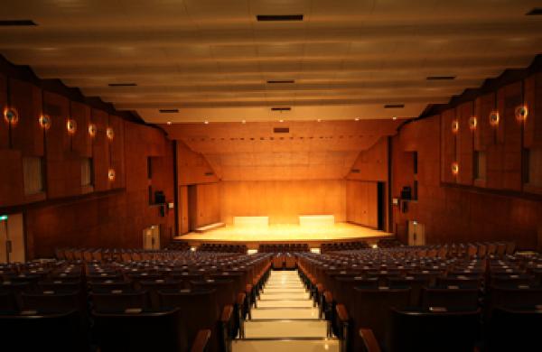 羊と鋼の森ロケ地『武蔵野音楽大学』
