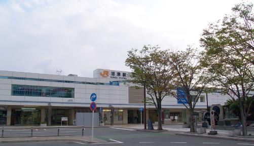 志乃ちゃんは自分の名前が言えないロケ地『沼津駅』