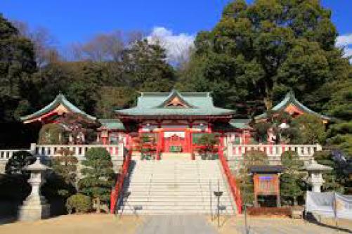虹色デイズ『織姫神社』