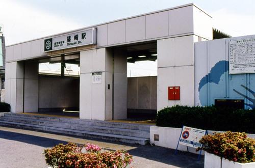 ラブ×ドックロケ地『篠崎駅』
