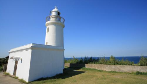 ラプラスの魔女ロケ地『洲崎灯台』