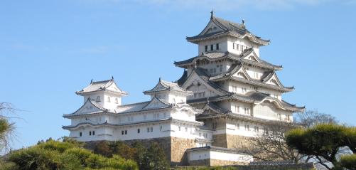 のみとり侍ロケ地『姫路城』