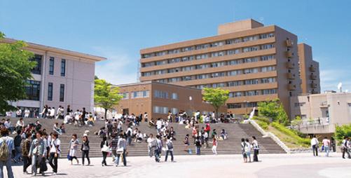 恋のしずくロケ地『広島大学』
