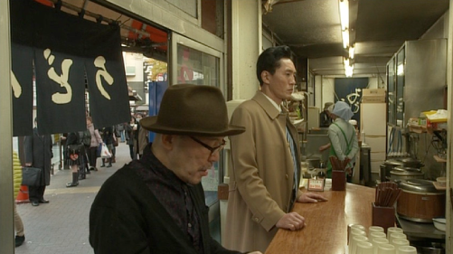 孤独のグルメシーズン2最終話に久住昌之登場
