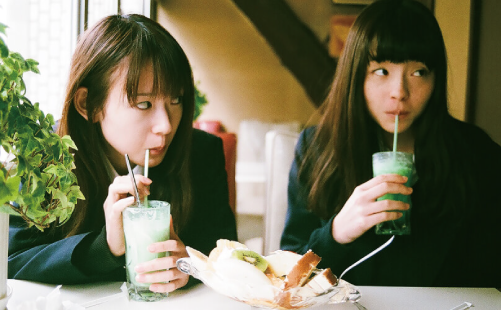 少女邂逅ロケ地『喫茶コンパル』