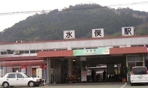 かぞくいろロケ地『水俣駅』