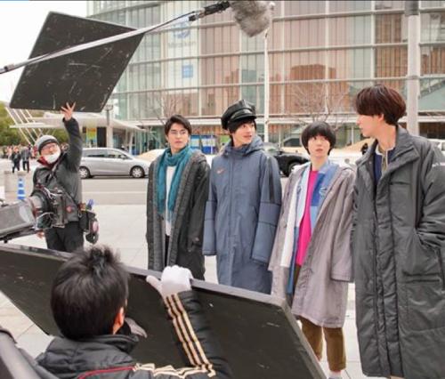 劇場版ドルメンXロケ地『日本化学未来館撮影風景』