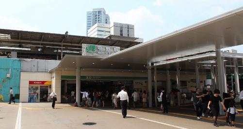 泣き虫しょったんの奇跡ロケ地『JR中野駅』
