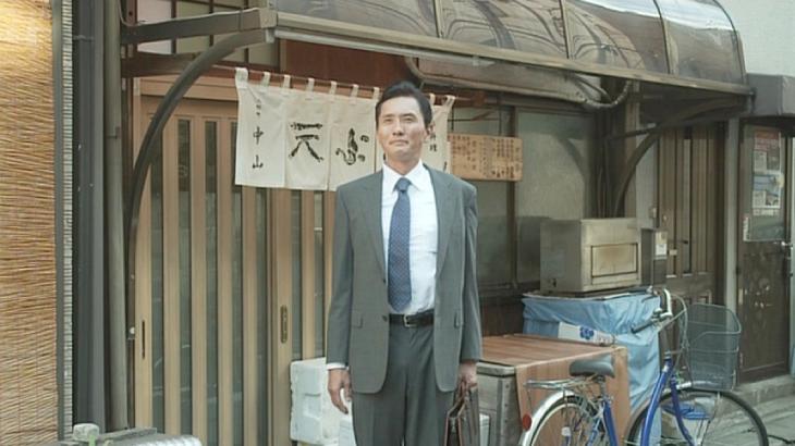 孤独のグルメ中央区日本橋『てんぷら中山』黒天丼