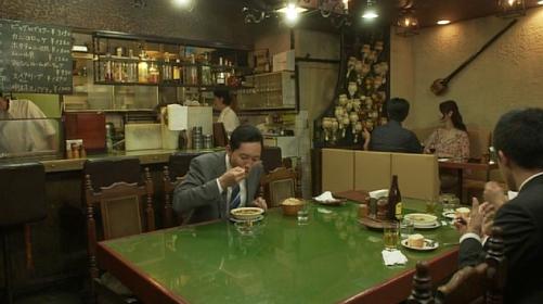 孤独のグルメ『ボラーチョ店内』