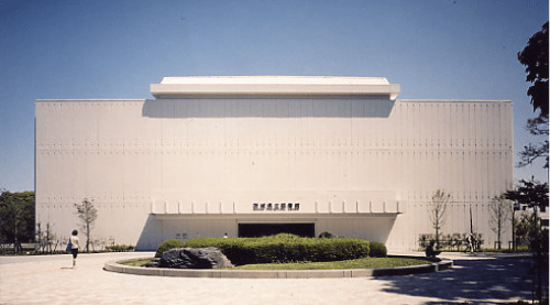 ニセコイロケ地『茨城県県立図書館』