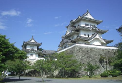 引っ越し大名ロケ地『伊賀上野城』