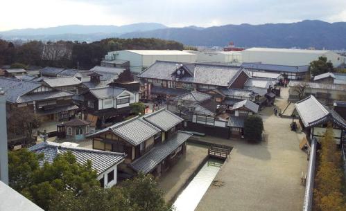 あの日のオルガンロケ地『松竹京都撮影所』