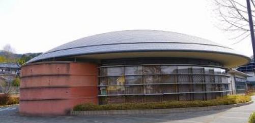 かぞくわりロケ地『桜井市立図書館』