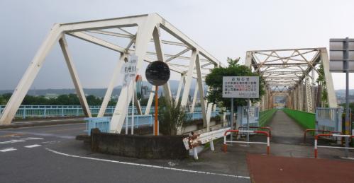 影踏みロケ地『大正橋』