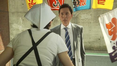 五郎がつい寄ってしまったたこ焼き屋さん