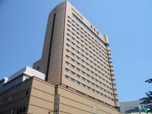 マスカレード・ホテルロケ地『ロイヤルパークホテル』