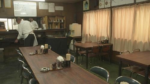 孤独のグルメ江東区枝川レストランアトム店内