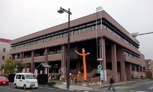 七つの会議ロケ地『行田市商工センター』