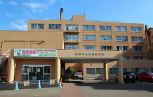 こんな夜更けにバナナかよロケ地『勤医協札幌西区病院』