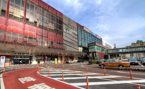 愛しのアイリーンロケ地『長岡駅』