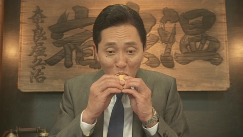 五郎の打ち合わせ先のカフェ『NARAYA CAFE』