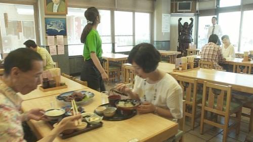 孤独のグルメ愛知県南知多町『乙姫』店内