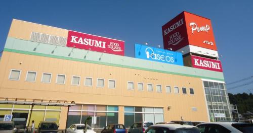 義母と娘のブルースロケ地『パンプ江戸崎ショッピングセンター』