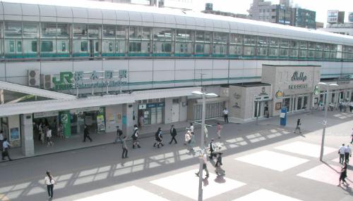 スマホを落としただけなのにロケ地『桜木町駅』