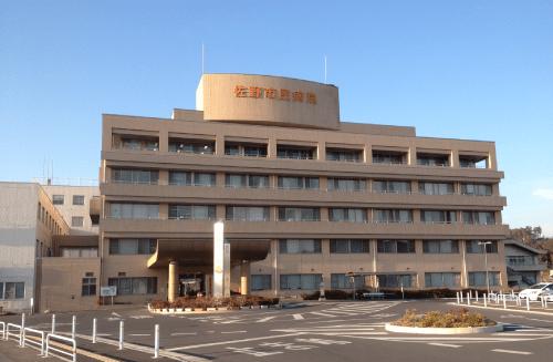 今日から俺はロケ地『佐野市民病院』