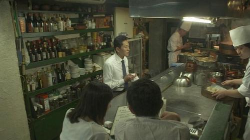 孤独のグルメ渋谷区神宮前『中華料理シャンウェイ』店内