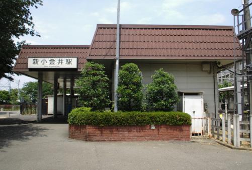dele(ディーリー)ロケ地『新小金井駅』