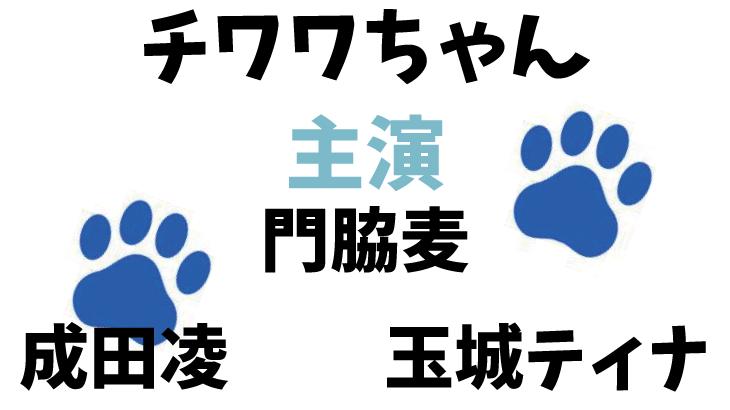 映画チワワちゃんロケ地・撮影場所(成田凌、玉城ティナ目撃情報アリ)