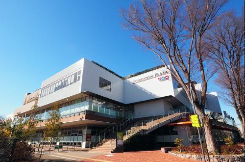 チア☆ダンロケ地『日野市トゥモロープラザ』