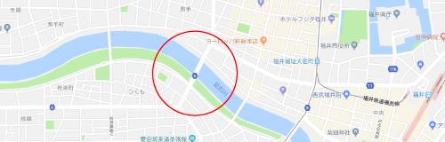 チア☆ダンロケ地『九十九橋』