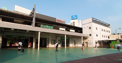 忘却のサチコロケ地『五反田駅前』