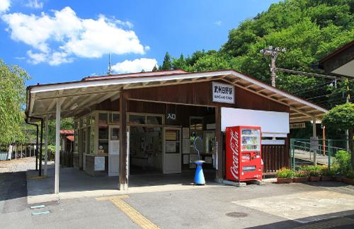 ヒーローを作った男石ノ森章太郎物語ロケ地『武州日野駅』