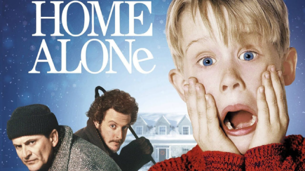 映画おすすめベストランキングコメディージャンル3位『ホームアローン1』